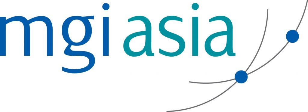 PROUD HOSTS OF MGI ASIA MEETING